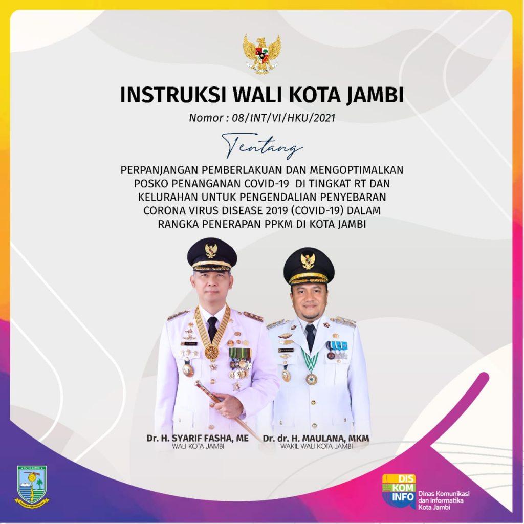 Instruksi walikota 08 juni (1)