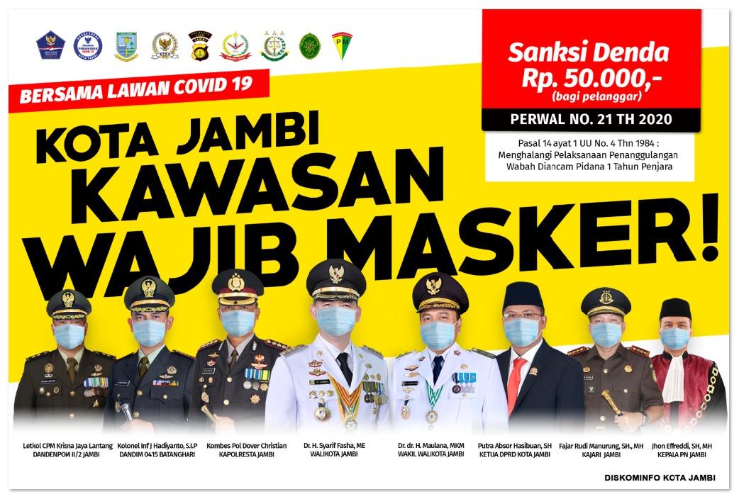 denda masker